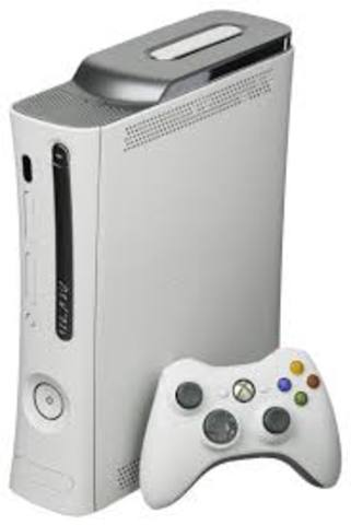 Release of the Xbox 360