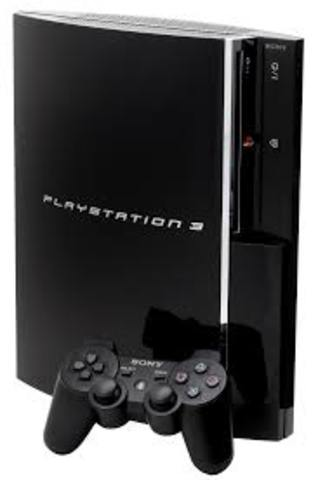 Release of the PS3