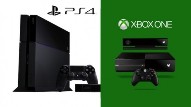 Release of Xbox One and PS4
