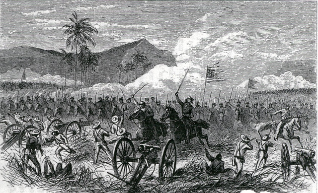 The first battle of the Texas Revolution