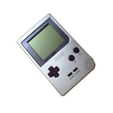 The Gameboy Pocket