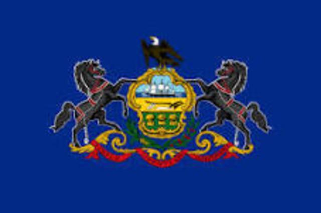 Pennsylvania Ratifies the Constitution
