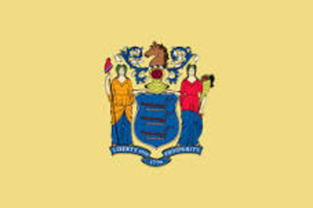 New Jersey Ratifies the Constitution