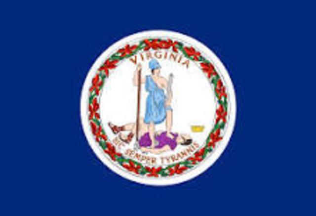 Virginia Ratifies the Constitution