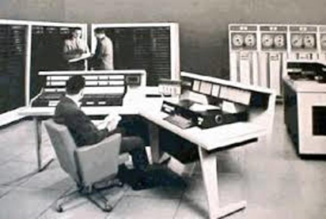 Fundacion de CONTROL DATA CORPORATION