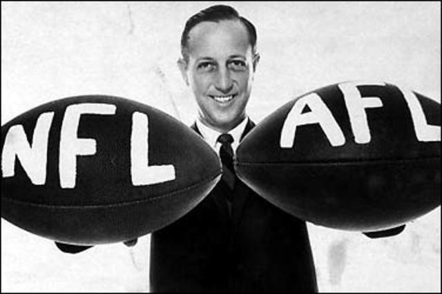 NFL-AFL Merger