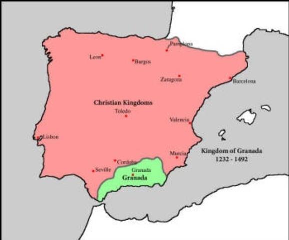 Spain-Granada conquered