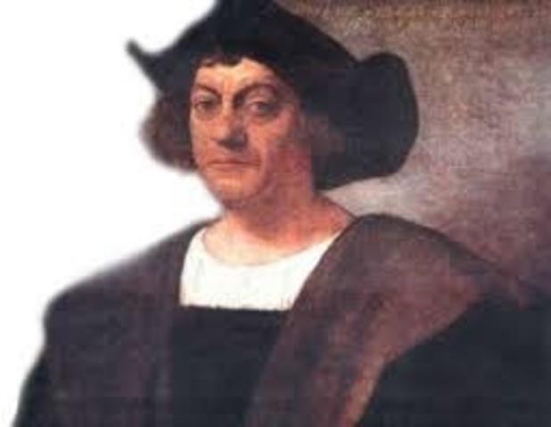Spain- Columbus