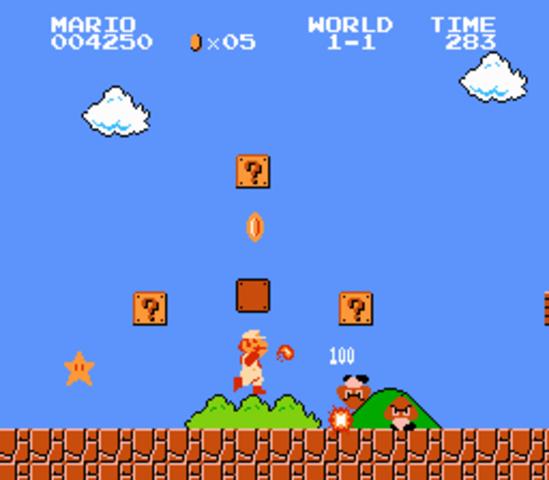 The Impact of Super Mario Bros.