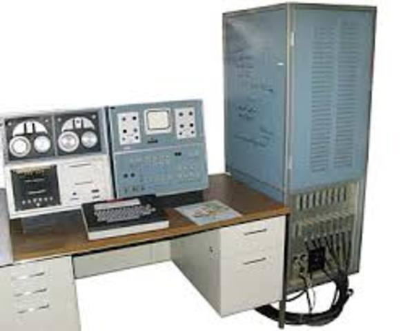 Control Data Corporation modelo 1604