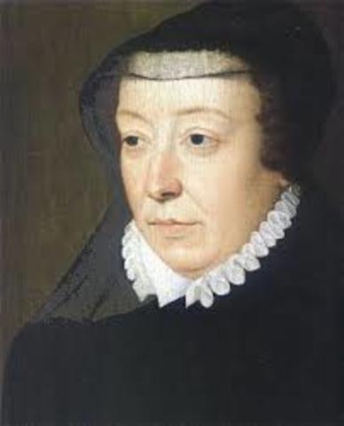Catherine de Medicis and January Edict