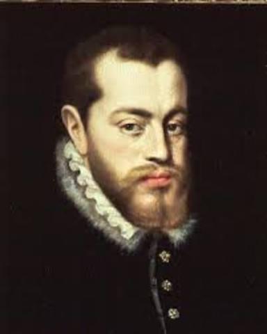Philip II and the Spanish Armada
