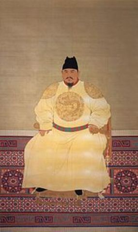 ming dynasty forms in china