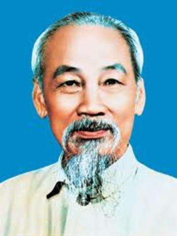 Ho Chi Minh creates provisional government