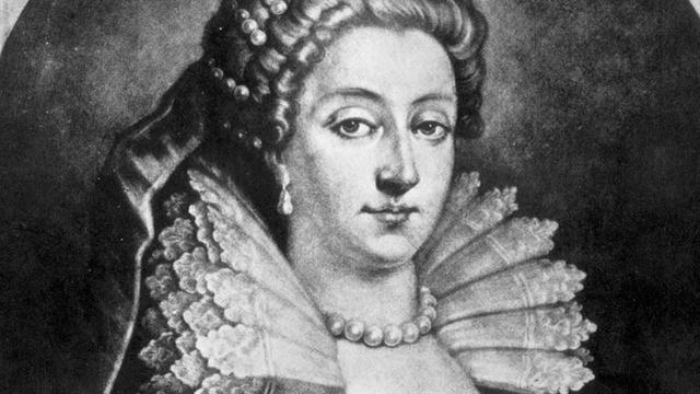 Elizabeth I becomes Queen of France