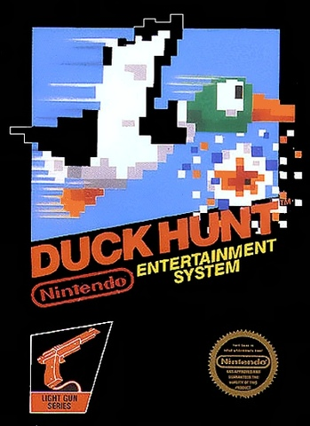Duck Hunt and the NES Zapper