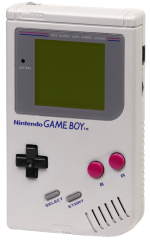 The Release of the Gameboy, a Major Impact on Handheld Gaming