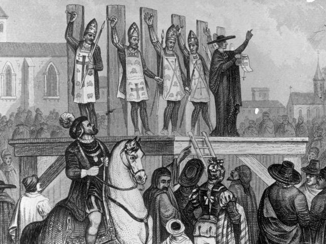 Protestant Reformation-Henry Vlll and Elizabeth l
