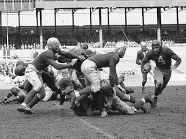 First Televised Game