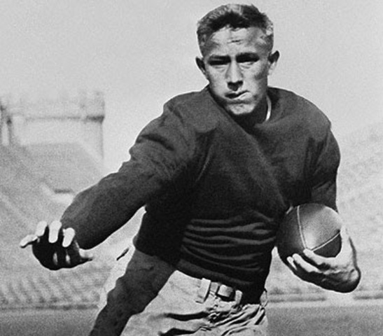First NFL Draft