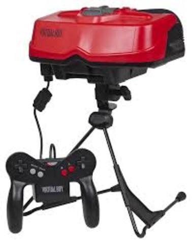 The Virtual Boy