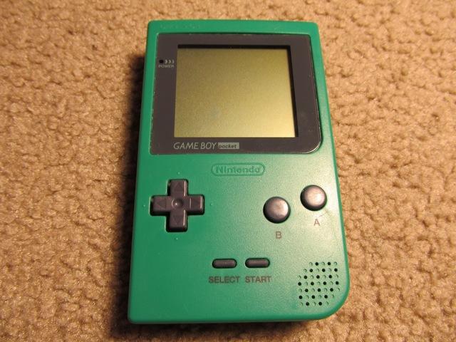 The Game Boy Pocket