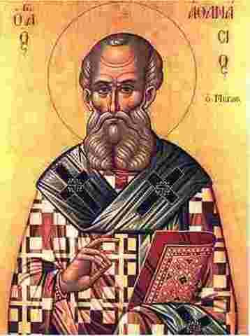 Festal Epistle of St. Athanasius delivered