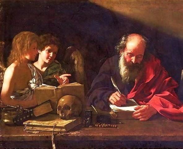 St. Jerome completes Vulgate