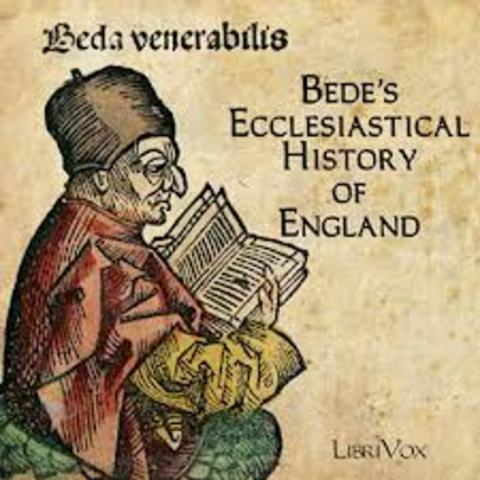 Bede completes Ecclesiastical History of the English People