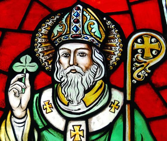 St. Patrick Begins Mission to Convert Ireland