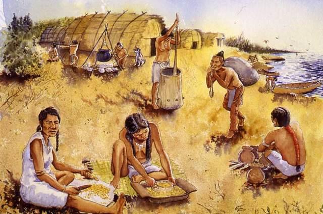 First Occcupants - Iroqouis