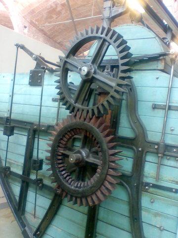 Calculadora basada en Engranajes