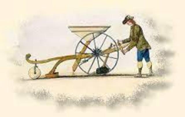 TECNOLOGÍA EN LA REVOLUCIÓN AGRARIA