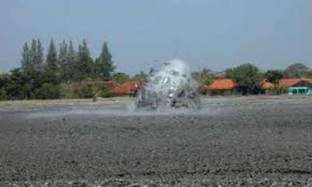 Sidoarjo Mud Flow