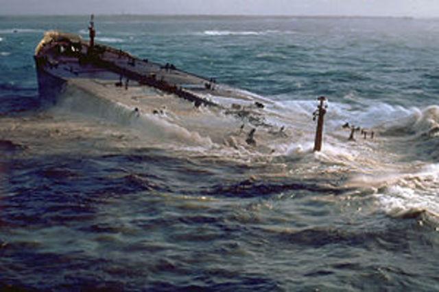 Amoco Cadiz oil spill