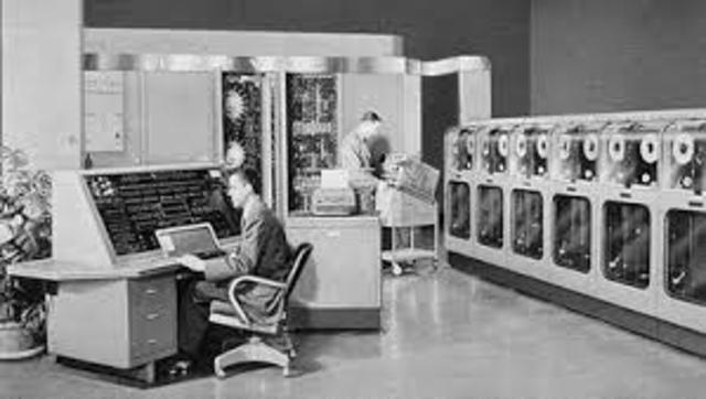 Computadoras basadas en transistores