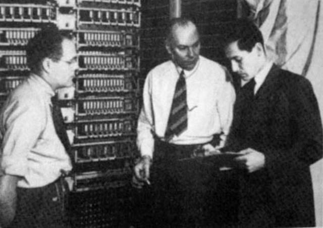 Primera Computadora Automática