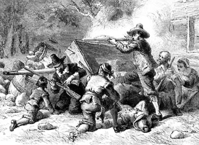 First Slave Rebellion