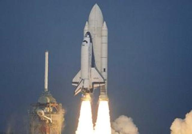 Space Shuttle Columbia's Last Voyage