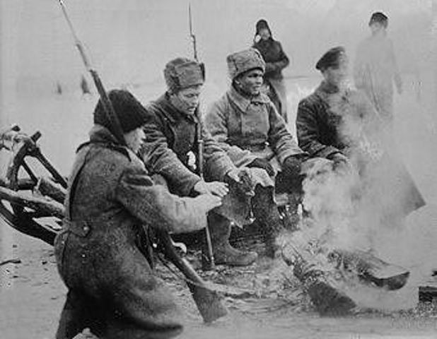 World War I (Russian Involvement