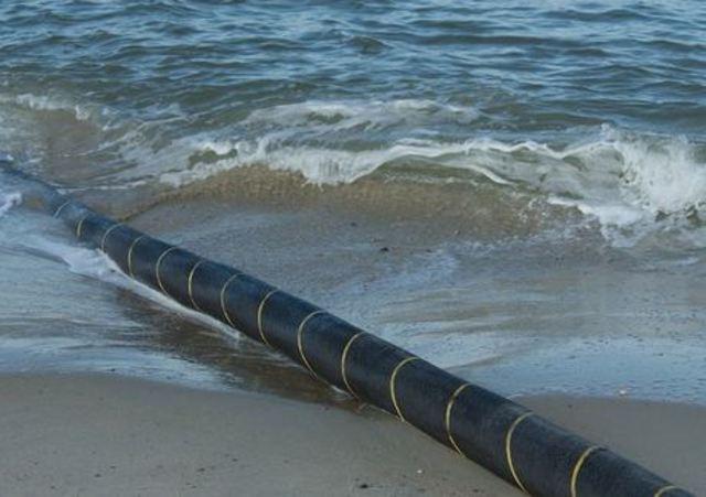 Se finaliza el TAP submarino, comunicaciones entre EEUU y Europa