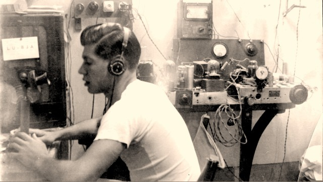 1º Transmisión de Radio en la Argentina