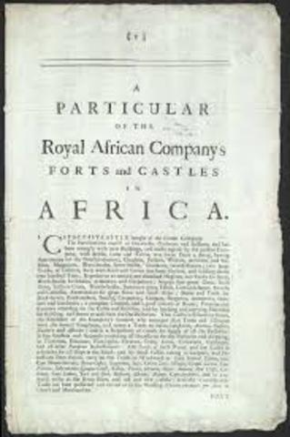 The Royal African Company