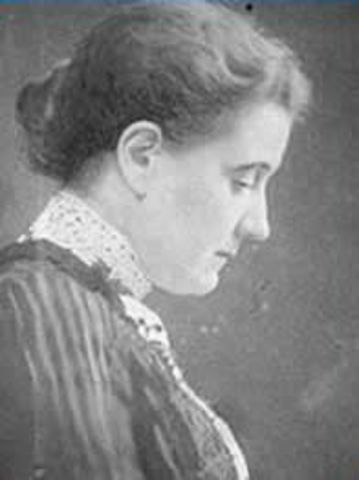 Jane Addams opened the first settlement house
