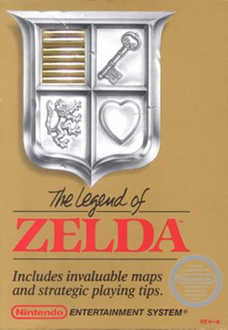 The Legend of Zelda is released