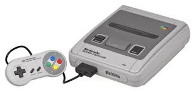 THe Super Famicom