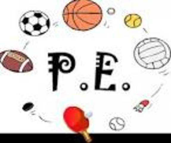 National Curriculum for PE