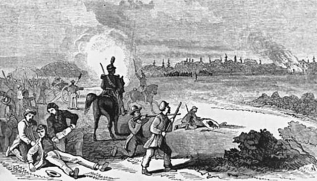 Rebellions in Upper and Lower Canada