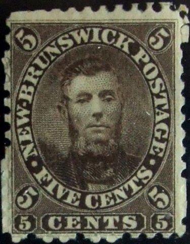 British North America's First Postal Stamp