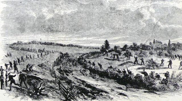 Battle of Ridgeway